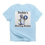 Unique Bowling dad Infant T-Shirt