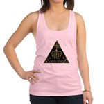 United Kingdom Intelligence Racerback Tank Top