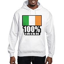 100%-IRISH.2png.png Hoodie