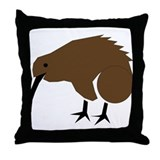 Cute Graphic Throw Pillow