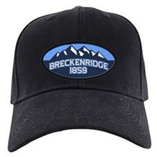 Breckenridge Blue Baseball Hat