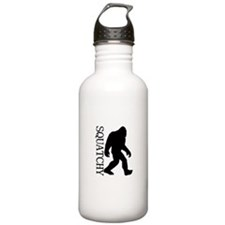 Squatchy Silhouette Water Bottle