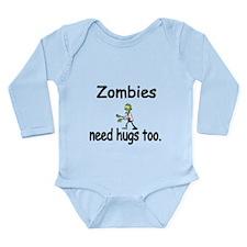 Zombies need hugs too. Body Suit