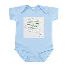 Spam Dream Piggy Infant Onesie 3 COLORS