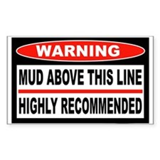 MUD Decal