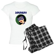Retro Superhero Susie Pajamas