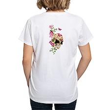 2-sided Sugar Skull Shirt