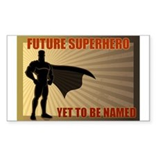 Superhero - Yet to be named Decal