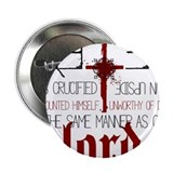 "Martyrdom of Peter 2.25"" Button"