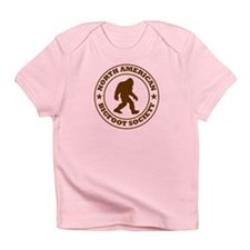 N. American Bigfoot Society Infant T-Shirt