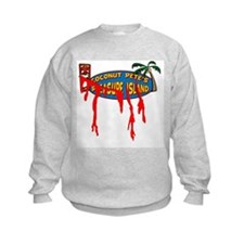 Coconut Pete's Victim Sweatshirt