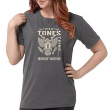 Crohn's Disease Heart Womens Burnout Tee