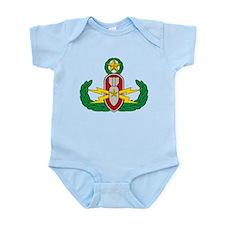 EOD Master in color Infant Bodysuit