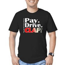 Pay, Drive, Clap - Dance Paren T-Shirt