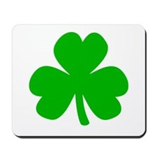 Three Leaf Clover Mousepad