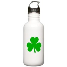 Three Leaf Clover Water Bottle