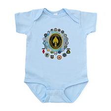 USSOCOM - SFA Infant Bodysuit