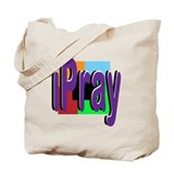 iPray Tote Bag