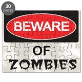 Beware of Zombies Puzzle
