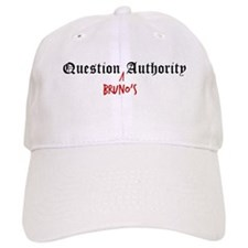 Question Bruno Authority Baseball Cap