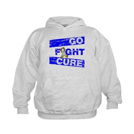 Autism Awareness Together Kids Hoodie