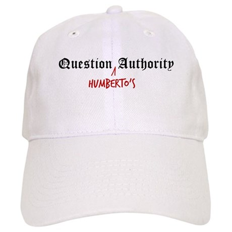 Question Humberto Authority Cap