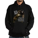 K9 Always ready Hoody