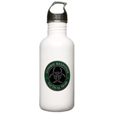 Zombies! (ZRTT Green/White) Water Bottle