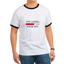 Fart Loading Please Wait T-Shirt