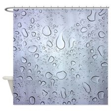 Raindrop Shower Curtain