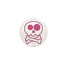 pirate princess Mini Button (100 pack)