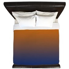Sunrise King Duvet