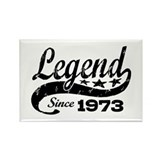 Legend Since 1973 Rectangle Magnet