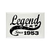 Legend Since 1953 Rectangle Magnet