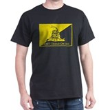 Anarcho-Capitalist Gadsden T-Shirt