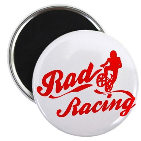 Rad Racing Magnet