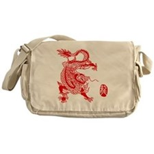 Asian Dragon - Messenger Bag