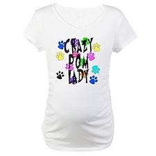 Crazy Pom Lady Shirt