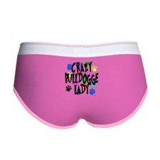 Crazy Bulldogge Lady Women's Boy Brief