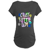 Crazy Rottie Lady T-Shirt