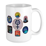 Mercury Commemorative Mug