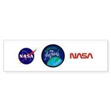 Friendship 7–John Glenn Bumper Sticker