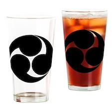 Okinawan Shorin Ryu Karate Drinking Glass