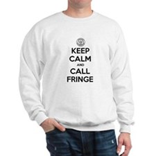 Keep Calm and Call Fringe Sweatshirt