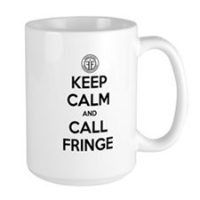 Keep Calm and Call Fringe Mug