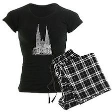 Chartres Cathedral pajamas