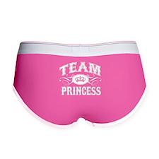 Team Princess Women's Boy Brief
