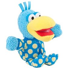 Squacky Plush - 9 Inches