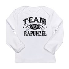 Team Rapunzel Long Sleeve Infant T-Shirt