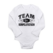 Team Rumpelstiltskin Long Sleeve Infant Bodysuit